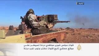 حفتر يتجاهل المجلس الرئاسي ويواصل حربه بشرق ليبيا