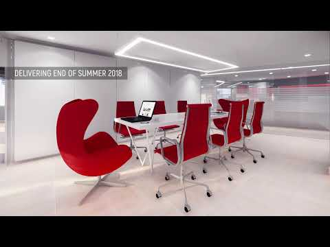 Siranli Dental Office Design 3D Visualization