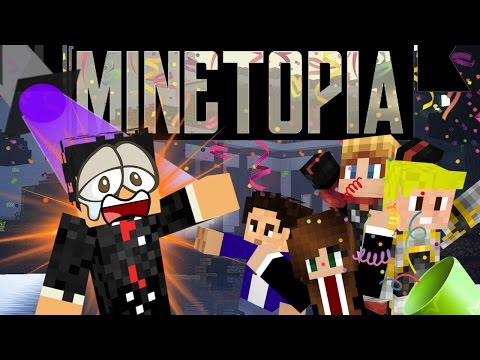 Minetopia - #93 - ILLEGALE RAVE bij DAVID!? - Minecraft Reallife Server