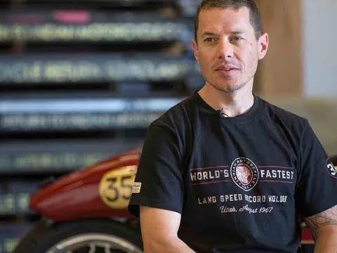 Indian Motorcycle Returns to Bonneville and Land Speed Racing to Honor Burt Munro