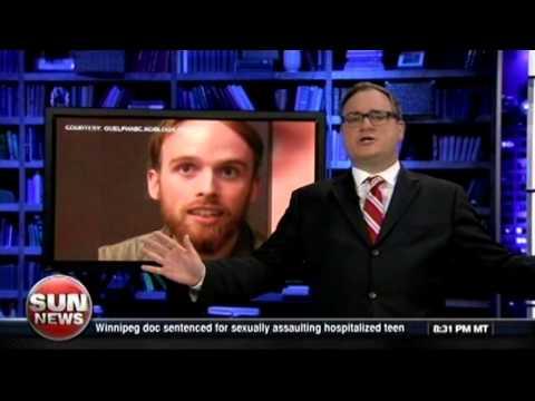 Ezra Levant Meets The Line 9 Protesters - Hilarity Ensues