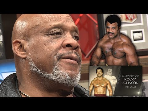 Tony Atlas Shoot Interview on Rocky Johnson (RIP) :: Wrestling Insiders
