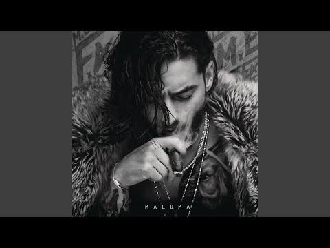 Maluma x Prince Royce - Hangover [LETRA]