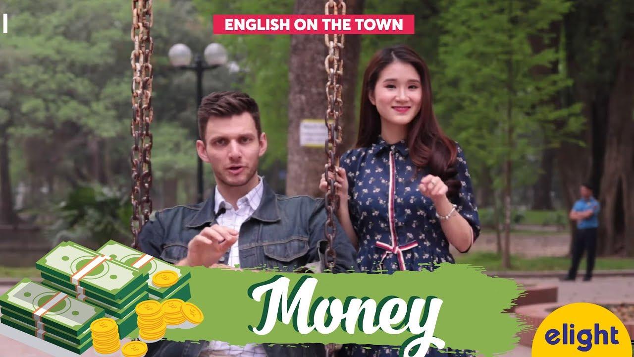 [Elight] Học tiếng Anh: Từ vựng về TIỀN BẠC | Money