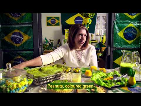 Brazil's No. 1 Fan | BACARDÍ presents The Untameable Series
