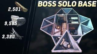 Best Rust Solo Base 2018