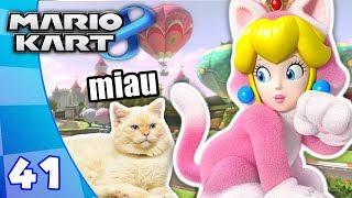 Mario Kart 8 #41 - Peach Felina es demasiado pacífica 🐱