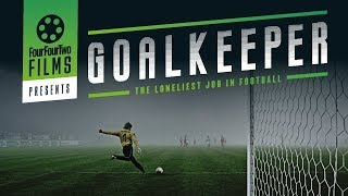 How to be a goalkeeper