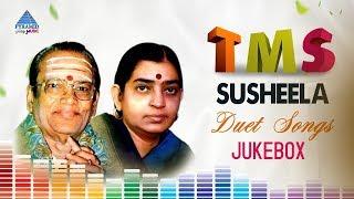 TMS P Susheela Duet Songs | Classic Tamil Love Songs | TMS | P Susheela | Pyramid Glitz Music