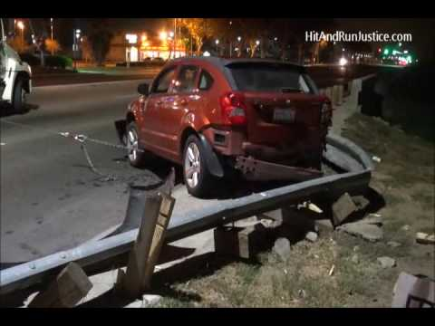 Hit and Run Cactus Ave and Elsworth St Moreno Valley CA 10 11 2016