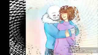 Фриск и санс (мы два влюблённых идиота)