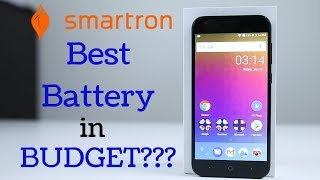 Smartron t.phone P Unboxing | Best Battery in Budget | Aaiyye Bane Powerpati