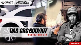 Wir verbauen das Rallyecross Bodykit | Beetle RSI 2.0 | Sidney Industries