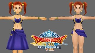 Fans Are Attempting To Uncensor Dragon Quest VIII 3DS