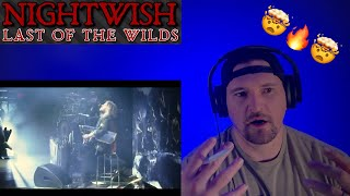 """NightWish: """"Last of the Wilds"""" —REACTION— Musical Perfection 🔥"""