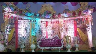🎉🎉 Indian Wedding Decoration 🎉🎉 || Best Decoration For Wedding || Prabhat Brahman