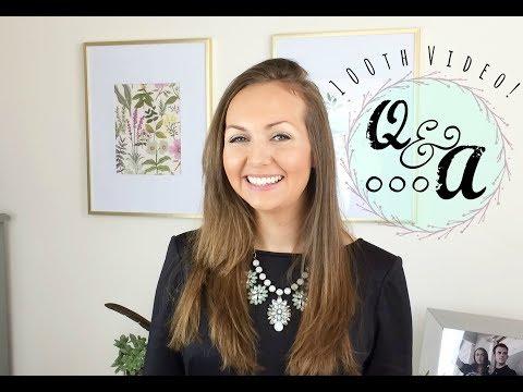 Planner Q&A | Saving Money, Organization, Storage, Time Management | 100th Video!