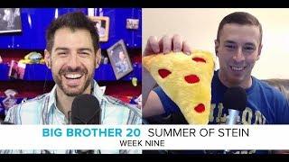 Summer of Stein: Week 9 of Big Brother 20 Recap