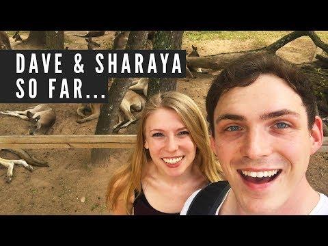 Dave and Sharaya So Far (Jan 2016 to June 2017)