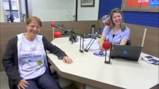 Márcia Pontes Entrevista Rádio CBN   Semana Nacional do Trânsito