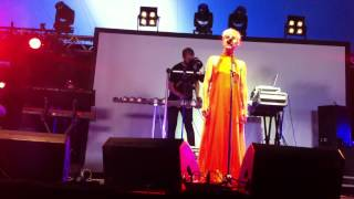 Vaults - Lifespan - Live @ Festival No.6 - Portmeirion - 07/09/2014