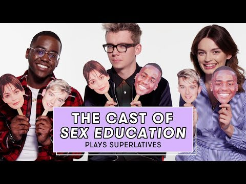 Netflix's Sex Education Cast Reveals Who's Most Likely to Give Dating Advice, Ghost, and More