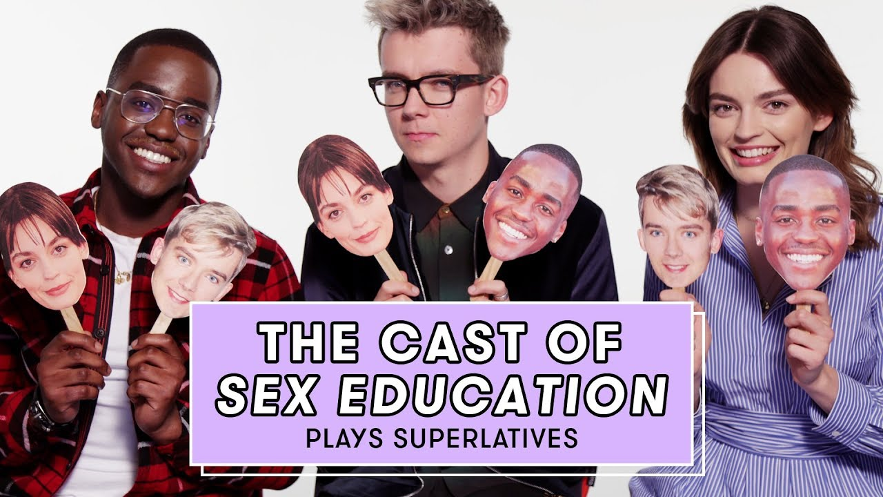 The best sex ever 6 cast