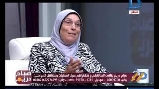 صباح دريم| رئيس مدينة الخانكة : لدينا مشاكل في الامن والنظافة لا تحل