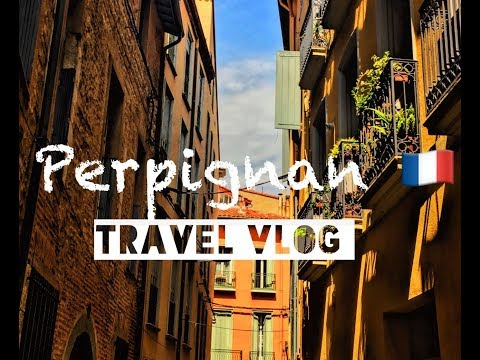 |2 minutes Travel Diary| PERPIGNAN FRANCE 🇫🇷