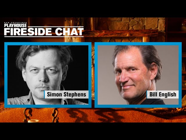 Playwright Simon Stephens Interview   Empathy Gym Fireside Chats