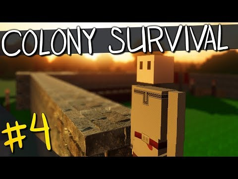 Colony Survival | PART 4 | MOVING DAY