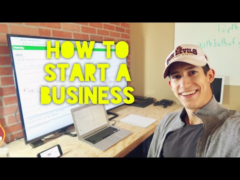 How To Start Your First Business At A Young Age | Entrepreneurs