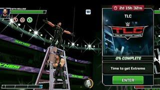 WWE Mayhem TLC Special PPV Game Play
