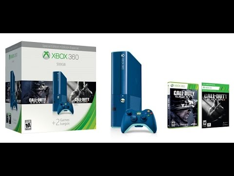 limited-edition:-walmart-exclusive-(500gb)-blue-xbox-360-e-bundle