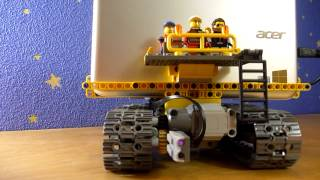 Lego WeDo Explorer controled by Scratch