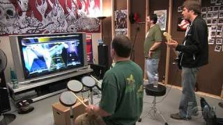 Rock Band (game only) Xbox 360 Gameplay - Maps (HD)