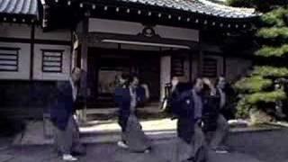 暴れん坊ダンス・ニューカマーA篇.