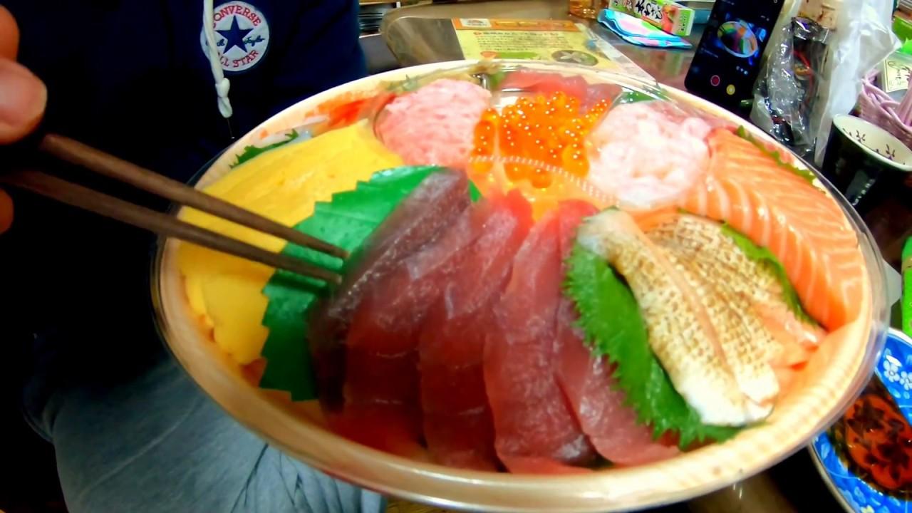 【Jeky-vlog】Cara makan sashimi