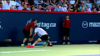 Coupe Rogers - Montréal - Nadal c. Youhnzy