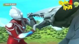 Upin Ipin dan Ultraman Ribut 2017 Ep 1 2 3 UpIN DAN IPiN TerBaru