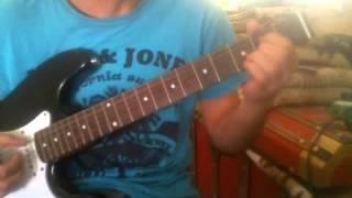 Watermark Enya fingerstyle guitar tab
