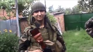 Боец  ДНР Ваня в Донецке говорит  - Война закончится через два месяца  - Новости онлайн