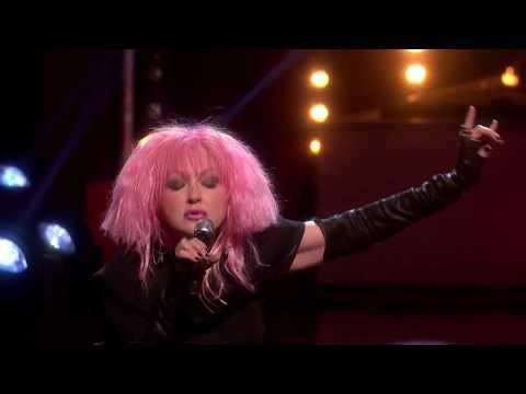 Cyndi Lauper  True Colors & Misty Blue 40th Olivier Awards