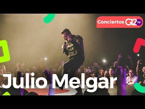 Concierto Julio Melgar en Bogotá - G12TV (SUSCRÍBETE)