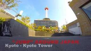 """""""Jump"""" around Japan"""