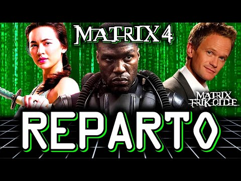 MATRIX 4 CASTING, Laurence Fishburne Y Más Noticias De Matrix.