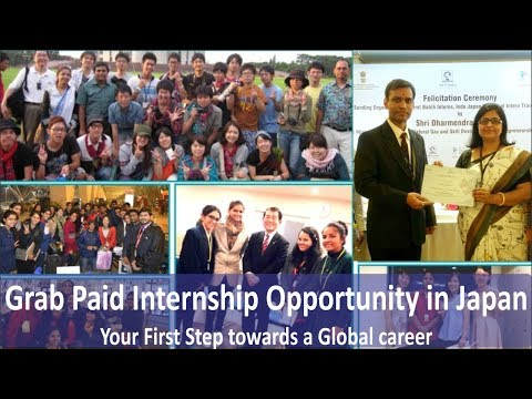 TITP Japan Paid internship/Job opportunity under Indo-Japan Technical Intern Training Programme