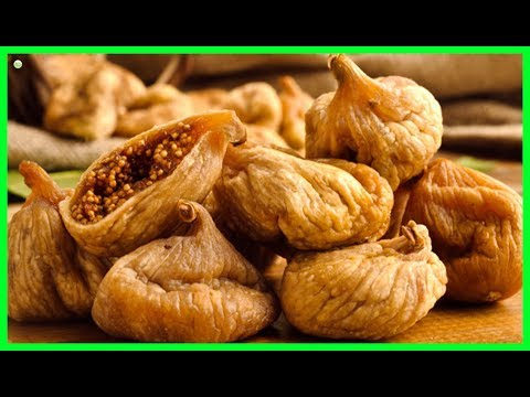 You're Going To Eat Dried Figs Every Day After Watching This - Benefits Of Figs | Best Home Remedies