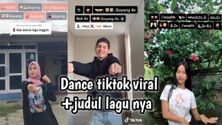 Download Lagu Tutorial dance tiktok 2020 + judul lagu mp3