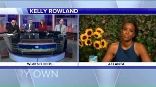 kelly rowland shades beyonce
